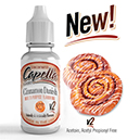 capella Cinnamon danish flavor